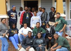 NSBE-CAEC Community Project - Habitat for Humanity