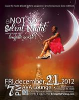 a NOT SO Silent Night - with Bridgette Perdue