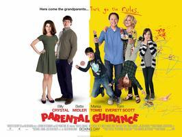 Cinema Series - 12/20 Parental Guidance