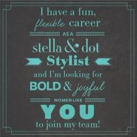 Stella & Dot Local Opportunity Event, New Orleans LA