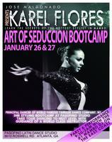 KAREL FLORES ART OF SEDUCCION BOOTCAMP & WHITE PARTY