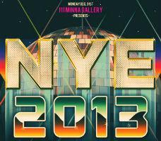 New Years Eve 2013 - 111 Minna Gallery