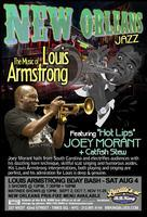 A MARDI GRAS WEEKEND CELEBRATION: Louis Armstrong...