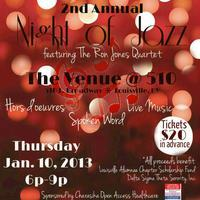 2nd Annual Night of Jazz
