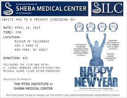 "Movie Screening - ""Happy New Year"""