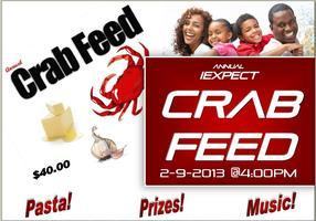 The iExpect Annual HOT Garlic Butter Crab Feed 2013