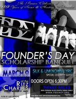 3rd Annual Founders Day and Scholarship Banquet