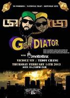 No Worries presents gLAdiator