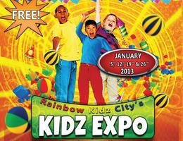 "Rainbow Kidz City's ""Kidz Expo"""