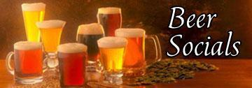 BeerSocials Party, Weds, Jan 9, $20 voucher for $10