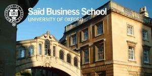Oxford MBA and Executive MBA information session in Lon...