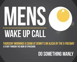 Men's Wake Up Call Winter 2013