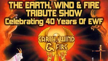 THE EARTH, WIND & FIRE TRIBUTE SHOW: Celebrating 40...