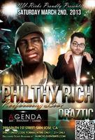 Philthy Rich Live
