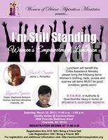 I'M STILL STANDING WOMEN'S LUNCHEON