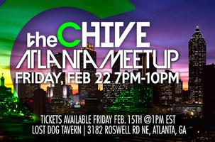 theCHIVE's Official Atlanta Meetup 2013