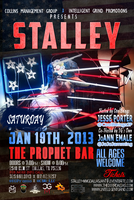 STALLEY: LIVE IN DALLAS: JANUARY 19TH