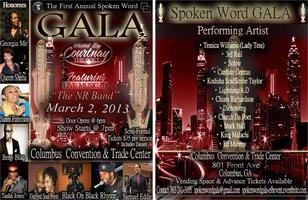 The First Annual Spoken Word Gala  Columbus Convention ...
