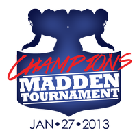 Champions Madden Tournament (Charity Event)