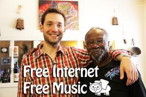 Free Internet, Free Music: Alexis Ohanian & Lester...