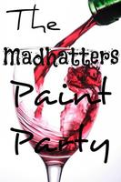 Madhatter Paint Party-Mixed Media Muse
