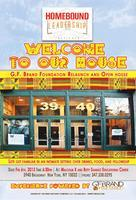 Welcome to Our House: G.F. Brand Foundation Relaunch...