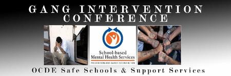 Gang Intervention Conference