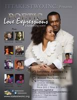Poetic Love Expressions: a fundraising event