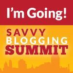 2013 Savvy Blogging Summit