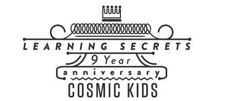 Learning Secrets Turns 9 With COSMIC KIDS & Bagheera!