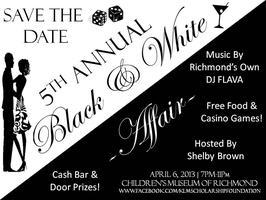 5th Annual Black & White Affair