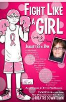 Fight Like a Girl- a Benefit for Carla Young