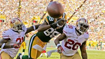 San Francisco 49ers vs. Greenbay Packers NFL Playoffs...