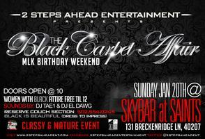 SUNDAY MLK WEEKEND @ THE SKY BAR AT SAINTS
