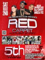 THE RED CARPET DAY PARTY