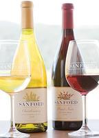 Sanford Chardonnay and Pinot Nior Night