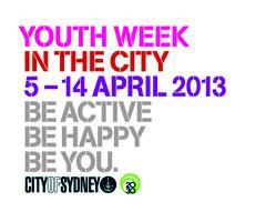 Youth Week Call Out!