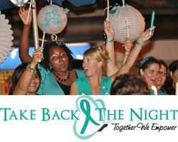 Take Back the Night 2013: Outreach and Awareness...