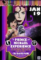 Prince and Michael Experience