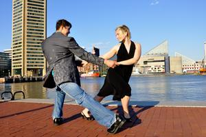 Tango-inspired Blues and AltDancing with Ruth and Mike