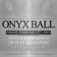 Onyx Ball 2013: A Smooth Harlem Night