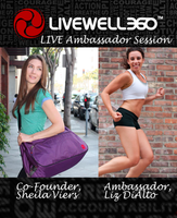 Live Well 360 Ambassador Total Body Workout Session...