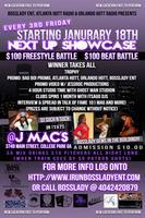 Next Up Showcase #FREETOPREFORM W/ Pre-Registration
