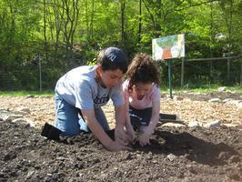 Family Farm Day & Community Orchard Planting, May 12