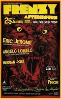 SP Presents: Frenzy Avalon Afterhours feat. Eric...
