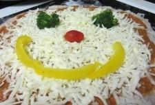 Healthy Pizza Party for Kids
