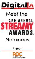 Digital LA - Meet the Streamy Awards Nominees Panel