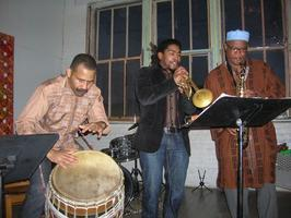 The Ethnic Heritage Ensemble ft. Jessica Care-Moore
