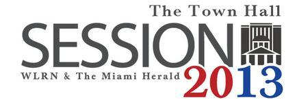 Town Hall on Session 2013