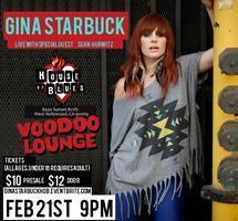 Gina Starbuck Live Acoustic at The House of Blues Voodo...